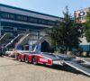 Kamyon Tır Otobüs Taşıma Dorsesi