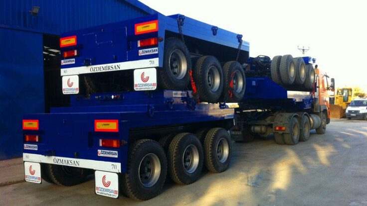 Doli Dorse 100 ton